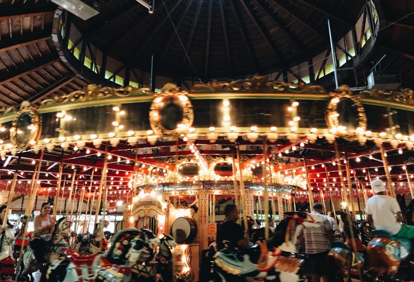A Shot of the Carousel
